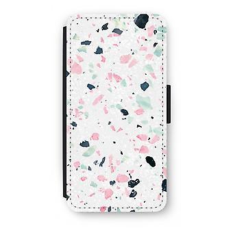 iPhone 6/6S Plus Flip Case - Terrazzo N ° 3