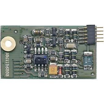 Roco 61196 Point decoder Module, w/o cable, incl. connector