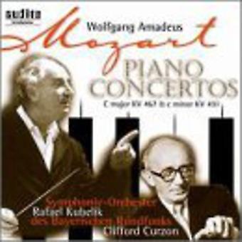 W.a. Mozart - Mozart: Importación Piano Concertos Kv 467 & Kv 491 [CD] Estados Unidos