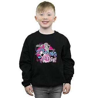 DC Comics Boys Batman TV Series The Penguin Jellyfish Sweatshirt