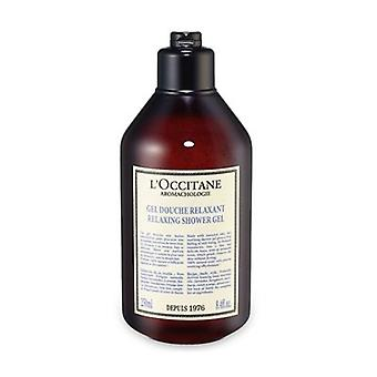 L Occitane Aromachologie Relaxing Shower Gel