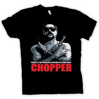 Kids T-shirt - Chopper - Reid Good Yarn - Movie - Comedy