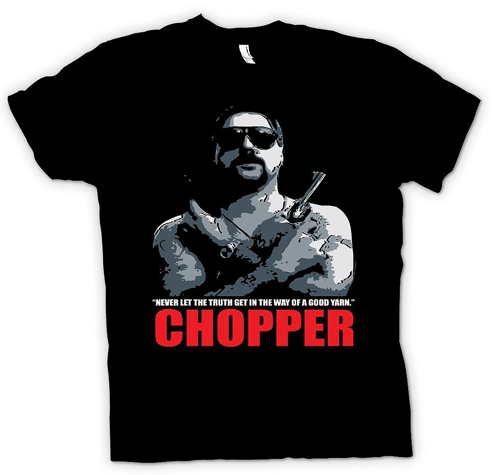 Kinder T-shirt - Chopper - Reid gute Garn - Film - Komödie