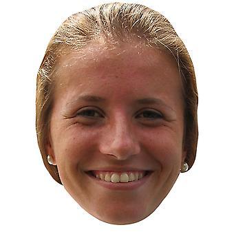 Annika Beck Maske