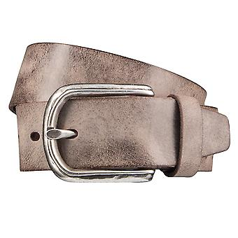 Cinture da cintura cinture uomo LLOYD maschile in pelle bovina cintura marrone 4330
