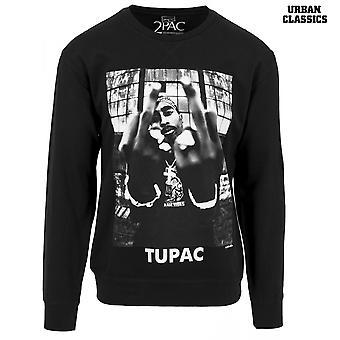 Urban classics sweter Tupac