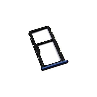 For Huawei mate 10 Lite SIM card Halter SIM tray SIM slide SIM holder Blue