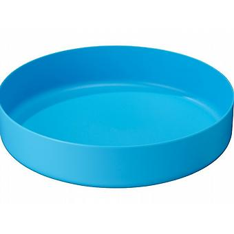 MSR Deep Dish Plate Medium (Blue)