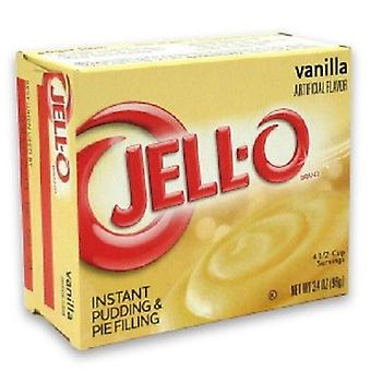 Jello Vanilla Instant Pudding & Pie Filling Mix