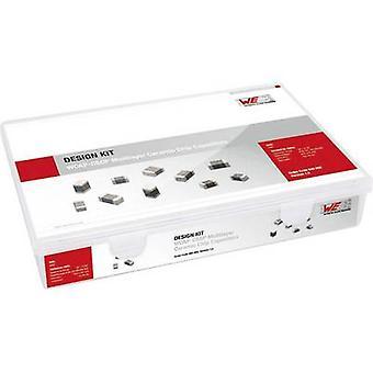 Ceramic capacitor set SMD 0402 6.3 V, 10 V, 16 V, 25 V, 50 V