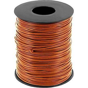 BELI-BECO D 105/100 Jumper wire 1 x 0.20 mm² Brown 100 m