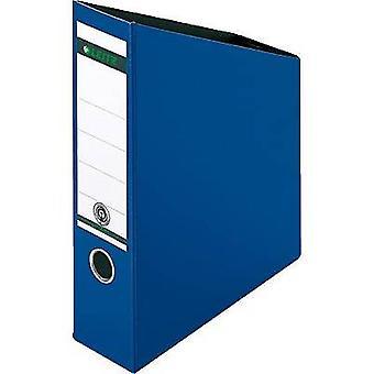 Leitz Magazine file 24230035 2423 A4, C4 Blue Rigid cardboard 1 pc(s)