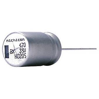 Nichicon UBX1V102MHL Electrolytic capacitor Radial lead 7.5 mm 1000 µF 35 V 20 % (Ø x L) 18 mm x 40 mm 1 pc(s)