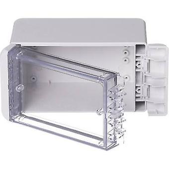 Bopla Bocube B 100809 PC-v0-G-7035 väggmonterad kapsling, monteringsfäste 90 x 113 x 80 polykarbonat (PC) grå-vit (RAL 7035) 1 st. (s)