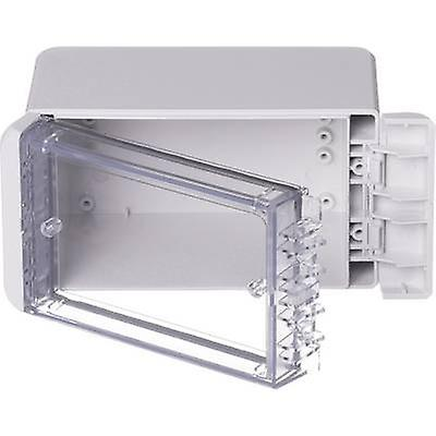 Bopla Bocube B 100809 PC-V0-G-7035 Wall-mount enclosure, Build-in casing 90 x 113 x 80 Polycarbonate (PC) Light grey (RAL 7035) 1 pc(s)
