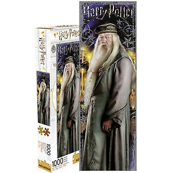 Harry Potter Dumbledore Slim 1000 Piece Jigsaw Puzzle 900 X 300 Mm
