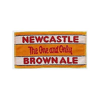 Newcastle Brown Ale algodón barra toalla