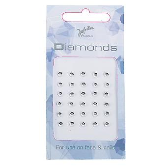 Diamonds crystal