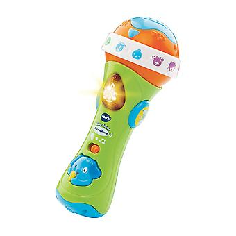 VTech Baby canta a lo largo de micrófono