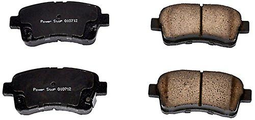 Power Stop (16-937) Z16 Ceramic Brake Pad
