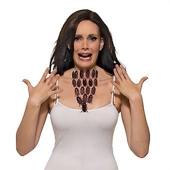 Bnov Cockroach Necklace