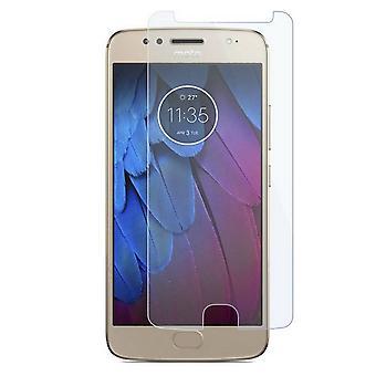 Motorola Moto G5S PLUS Tempered Glass Screen Protector Retail