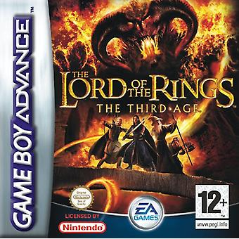 Lord of the Rings The Third Age (GBA) - Factory Sealed