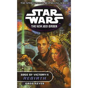 Star Wars - a nova ordem Jedi - borda da vitória - renascimento por Greg chave