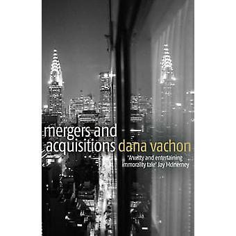 Fuzje i przejęcia przez Dana Vachon - 9780099503170 książki