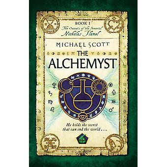 The Alchemyst - Book 1 by Michael Scott - 9780552562522 Book