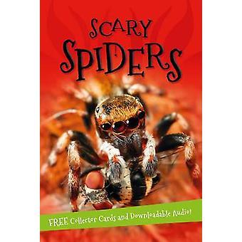 Il s'agit... Araignées effrayantes (marché principal éd.) par Kingfisher - 978