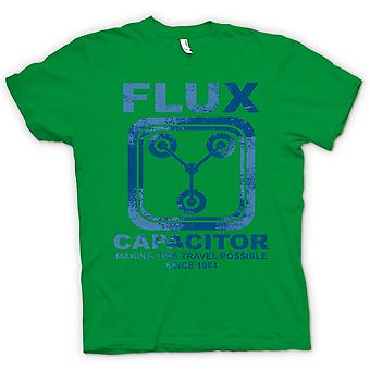 Kids T-shirt - Flux Capacitor - Making Time Travel Possible