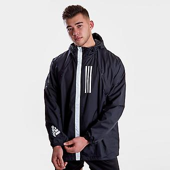 adidas Fleece Lined Wind Jacket