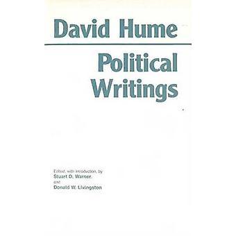 Political Writings by David Hume - Stuart D. Warner - Donald W. Livin
