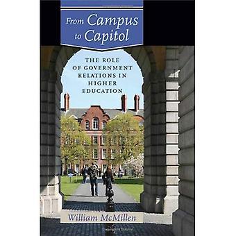 Vom Campus Capitol: die Rolle der Regierungsbeziehungen im Bereich der Hochschulbildung