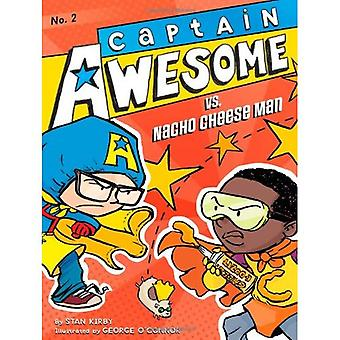 Captain Awesome vs. Nacho Cheese Man (Captain Awesome