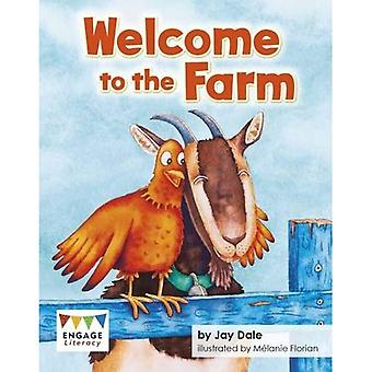 Welcome to the Farm (Engage Literacy: Engage Literacy Turquoise - Extension A)