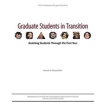 Forskarstuderande i övergången: hjälpa studenter genom det första året