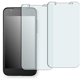 ZTE Grand X Pro display protector - Golebo crystal clear protection film
