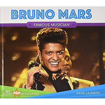 Bruno Mars (Biographies Pop Big Buddy Set de 3)