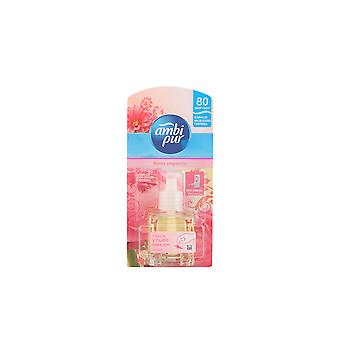 Ambi Pur Electric Air Freshener Smart Refill 21.5ml Unisex New Scent Fragrance