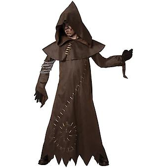 Brown Ghost Child Costume