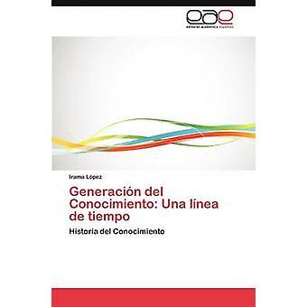 Generacion del Conocimiento Una Linea de Tiempo door L. Pez & Irama