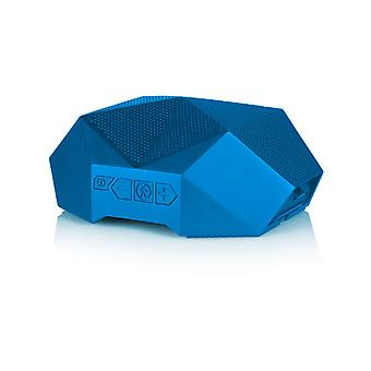 Outdoor Technology Electric Blue Turtle Shell 3.0 Bluetooth Wireless Speaker