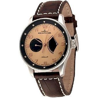 Zeno-watch montre XL rétro rétrograde (12 crystal) P592-chariot-g6-1