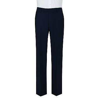 Gibson London Gibson London Navy Twill Trousers