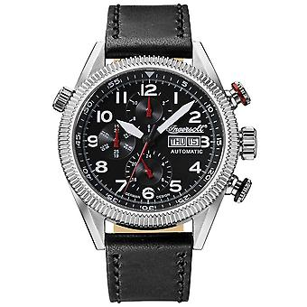 Ingersoll In1102bk Grizzly automatic mens Watch 45mm