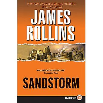 Sandstorm (large type edition) by James Rollins - 9780062066527 Book