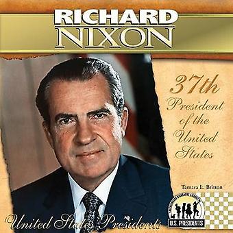 Richard Nixon - 37th President of the United States by Tamara L Britto