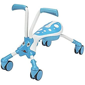 Mookie Toys Scramble Bug Tide Ride On Toy Blue Ages 1-3 Years